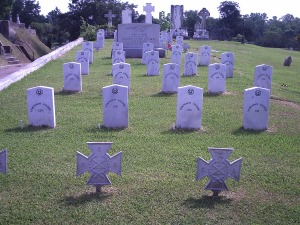 CSA Unknown Soldiers