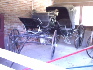Grant's Carriage